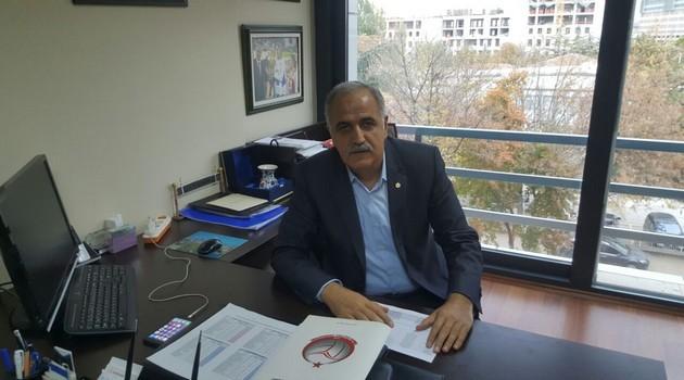 Mehmet Akif Üstündağ başkanlığa aday