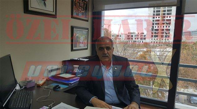 Üstündağ: Demokratik Bir Seçim İçin Mutlaka Başka Adaylar Çıkmalı