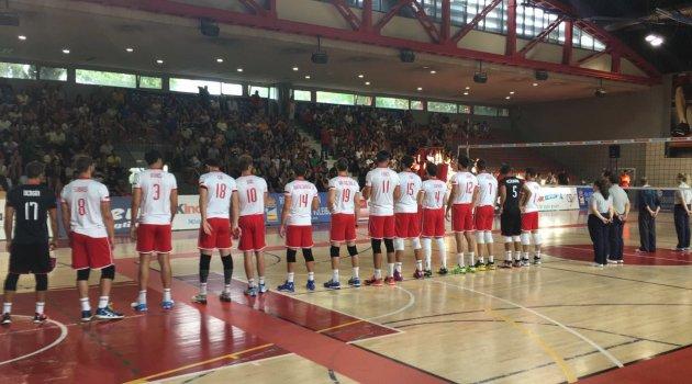 İspanya 1 - 3 Türkiye