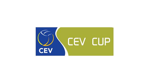 Erkekler CEV Kupası Başlıyor