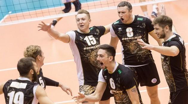 Rusya Erkekler Voleybol Ligi'nde 12.Hafta