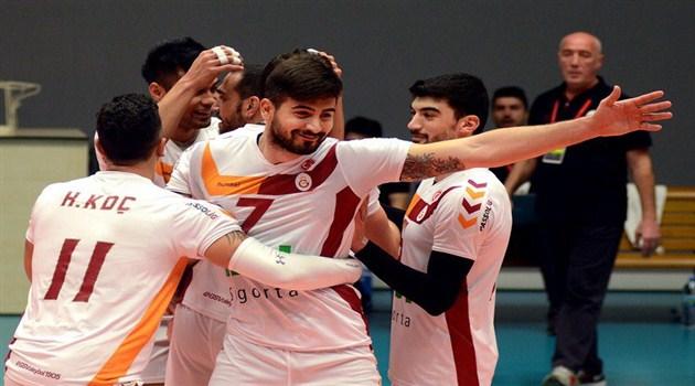 Çekişmeli Mücadele Galatasaray'ın