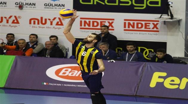 Efeler Ligi'nin Yeni Lideri Fenerbahçe