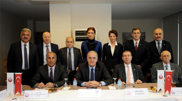 MHGK Toplantısının İkincisi Ankara'da Yapıldı