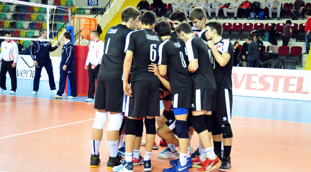 U19 Erkek Milli Takımımız Avrupa Şampiyonası'na Ankara ve İstanbul'da Hazırlanacak