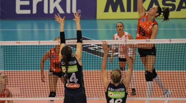 Şampiyonlar Ligi'nde Türk Derbisi