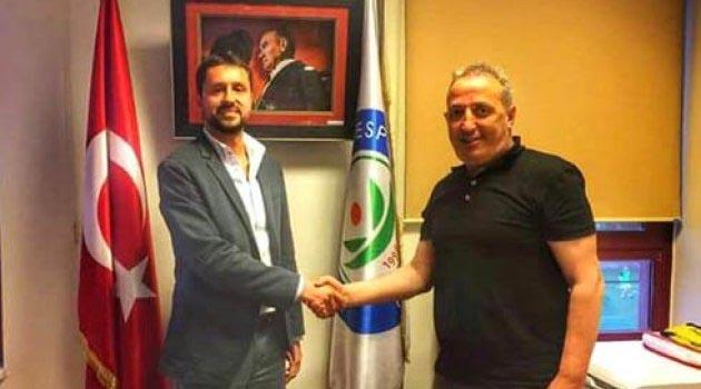 Nilüfer Belediyespor'un Yeni Antrenörü Alper Erdoğuş