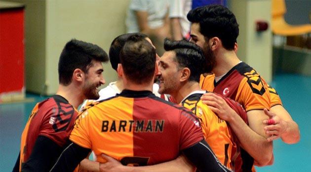 Galatasaray HDI Sigorta 4 Sette Galip