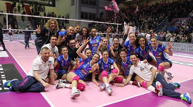 İtalya'da Finalin Adı: Novara-Modena