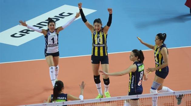Olaylı Maç Fenerbahçe'nin