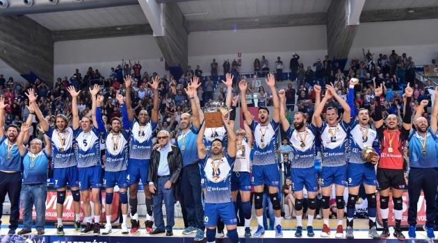 Ventura Palma İspanya Şampiyonu Oldu
