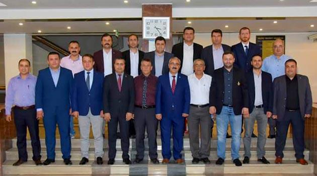 Salihli Belediyespor'un Yeni Başkanı Sözer Oldu