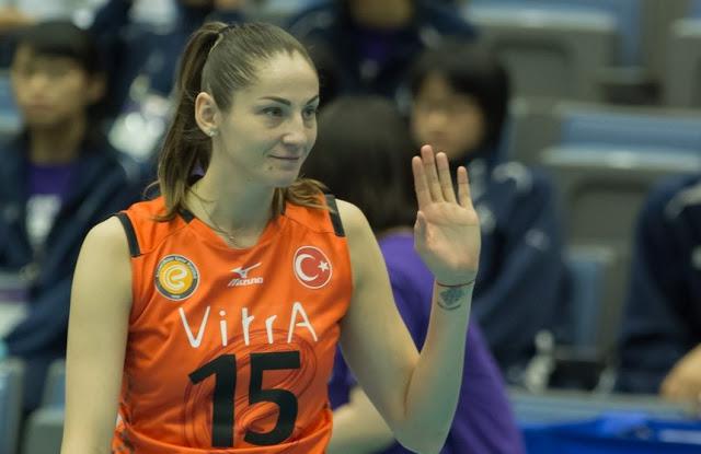 Galatasaray'dan bomba Tatiana Kosheleva transferi