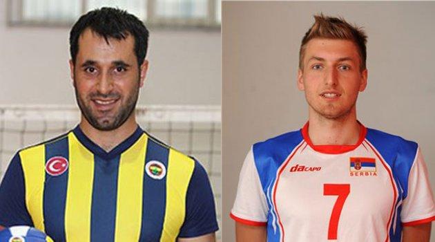 İstanbul BBSK, Emet ve Jovovic ile anlaştı...