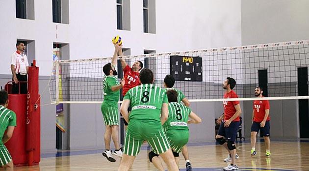 CVL Ankara Bahar Kupası'nda 4. hafta tamamlandı.