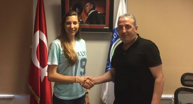 Neslişah, Nilüfer Belediye Spor'da kaldı