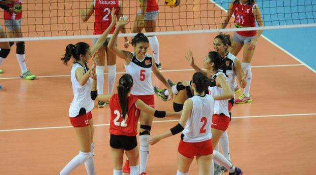 Türkiye:3 - Peru:0