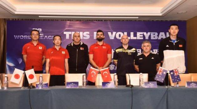 World League G2 Grubu Basın Toplantısı Gerçekleşti