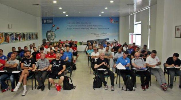 Altyapılar Türkiye Şampiyonası, Yıldızlar Teknik Toplantısı Yapıldı