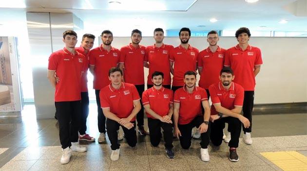 U21 Milli Takımımız Çek Cumhuriyeti'ne Gitti