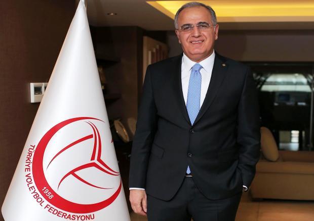 TVF Başkanı Üstündağ'dan Bayram Kutlaması