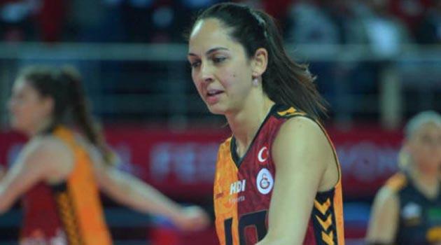 Galatasaray'dan Güldeniz'e teşekkür