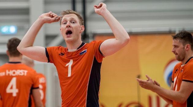 BR Volleys,Hollandalı Milli Takım pasörü ile imzaladı