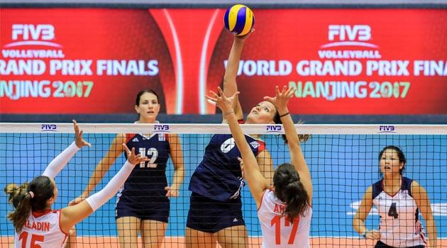 Amerika:3 - Türkiye:1