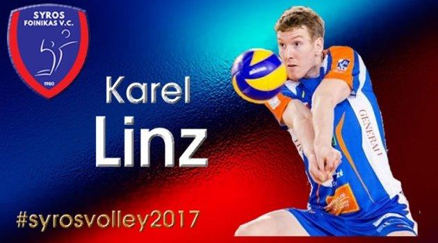 Karel Linz, Yunanistan'a gidiyor!