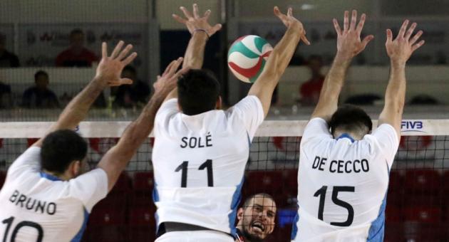 Pan Amerikan'da Arjantin - Porto Riko finali