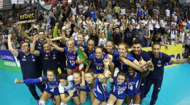 U16 Avrupa Şampiyonu İtalya