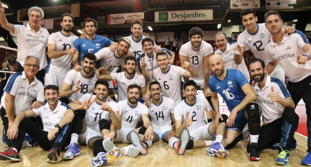 Pan American şampiyonu Arjantin!..