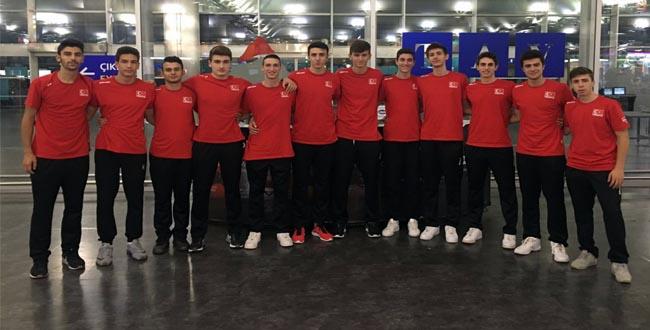 U19 Milliler Sırbistan'a Gitti